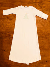 Load image into Gallery viewer, Christmas Daygown - Asst'd Appliques - Posh Tots Children's Boutique