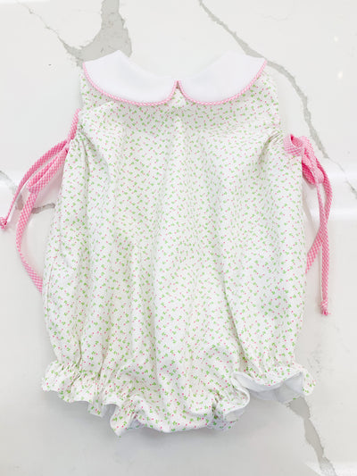 Michelle Bubble - Pink Rosebud - Posh Tots Children's Boutique