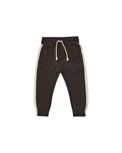 Jogger Pant - Vintage Black - Posh Tots Children's Boutique