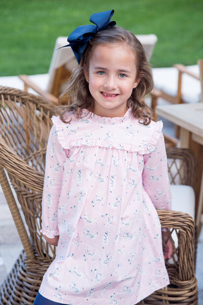 Janey Dress - Posh Tots Children's Boutique