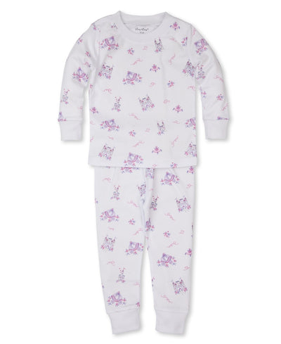 Castle Couture Pajama Set - Posh Tots Children's Boutique
