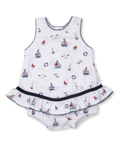 Summer Seas Bubble - Posh Tots Children's Boutique