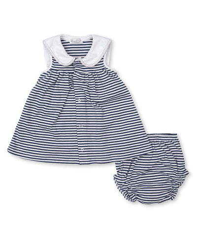 Summer Seas Dress - Posh Tots Children's Boutique