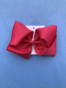 X-Large Grosgrain Hair Bow