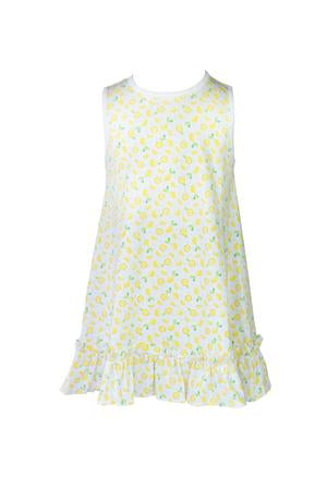 Lemons Dress - Posh Tots Children's Boutique
