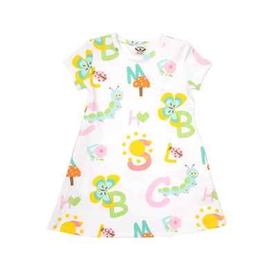 Mary Chase ABC Dress - Posh Tots Children's Boutique