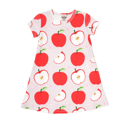 Mary Chase Apple Dress - Posh Tots Children's Boutique
