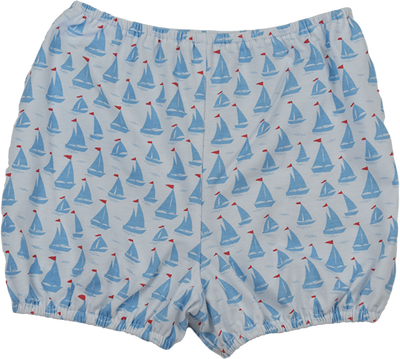 PRE ORDER Munro Bloomer - Anchors Aweigh - Posh Tots Children's Boutique