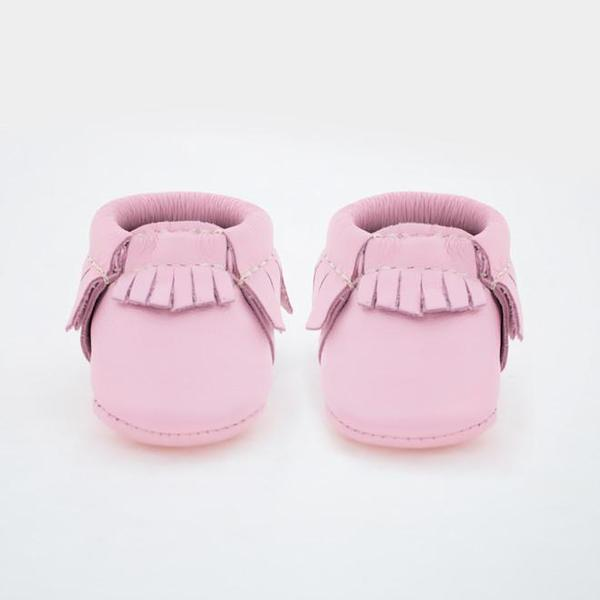 Newborn Rose Pink Bootie - Posh Tots Children's Boutique