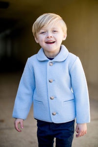 PRE ORDER Duke Coat - Southern Weight - Posh Tots Children's Boutique