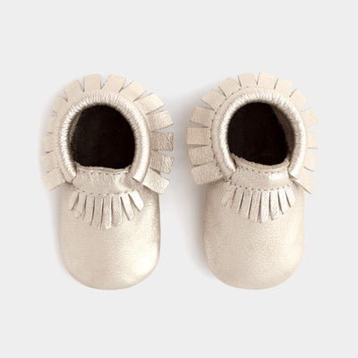 Platinum Mini Sole - Posh Tots Children's Boutique
