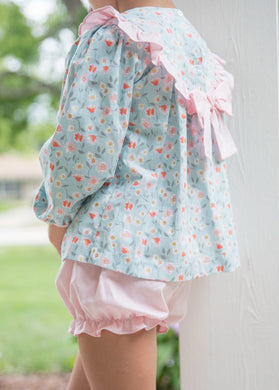 Poppy Bloomer Set - Posh Tots Children's Boutique