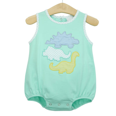 Dinosaur Bubble - Posh Tots Children's Boutique