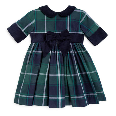 Remington Dress - Posh Tots Children's Boutique