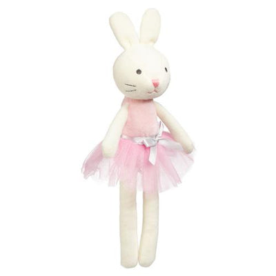 "Bunny Ballerina, 11"" Small - Posh Tots Children's Boutique"