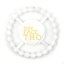 Load image into Gallery viewer, Teether, This Face - Posh Tots Children's Boutique