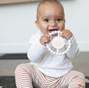 Teether, This Face - Posh Tots Children's Boutique