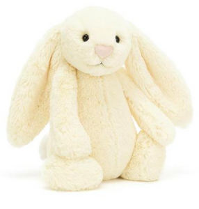 Medium Bashful Buttermilk Bunny - Posh Tots Children's Boutique