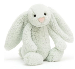 Medium Bashful Sea Spray Bunny - Posh Tots Children's Boutique