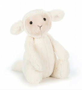 Medium Bashful Lamb - Posh Tots Children's Boutique