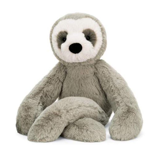 Small Bailey Sloth - Posh Tots Children's Boutique