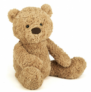 Bumbly Bear, Medium - Posh Tots Children's Boutique
