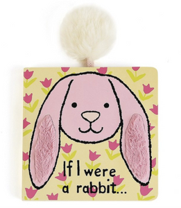 If I Were a Rabbit Board Book - Posh Tots Children's Boutique