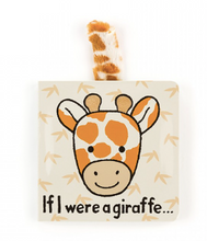 Load image into Gallery viewer, If I Were a Giraffe Board Book - Posh Tots Children's Boutique