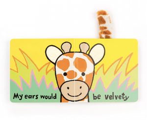 If I Were a Giraffe Board Book - Posh Tots Children's Boutique