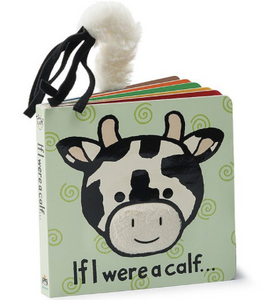 If I Were a Calf Board Book - Posh Tots Children's Boutique