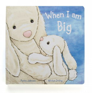When I Am Big Book - Posh Tots Children's Boutique