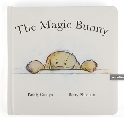 The Magic Bunny Book - Posh Tots Children's Boutique