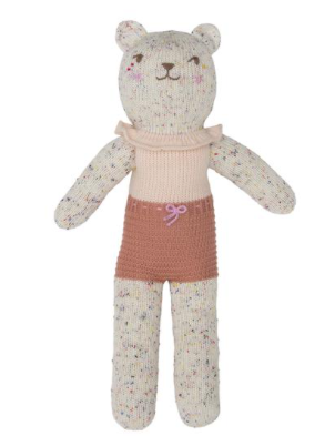 "18"" Tweedy Bear Grenadine - Posh Tots Children's Boutique"