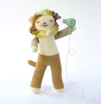 "12"" Lionel the Lion - Posh Tots Children's Boutique"