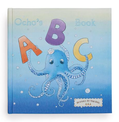 Ocho's ABC Book - Posh Tots Children's Boutique
