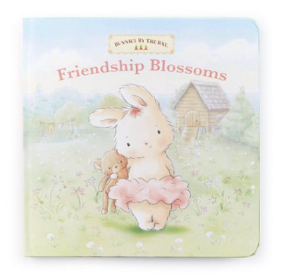 Friendship Blossoms Board Book - Posh Tots Children's Boutique