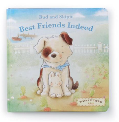 Best Friends Indeed Board Book - Posh Tots Children's Boutique