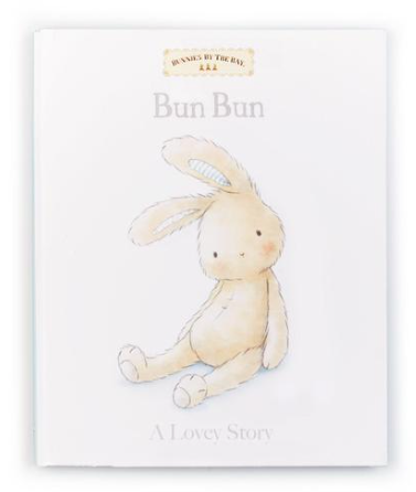 Bun Bun - A Lovey Story - Posh Tots Children's Boutique