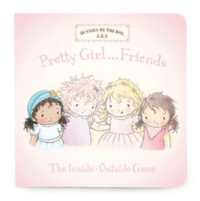 The Inside-Outside Game Book - Posh Tots Children's Boutique