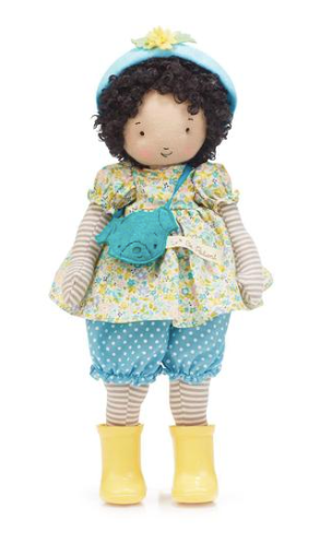 Phoebe Girl...Friend Doll - Posh Tots Children's Boutique