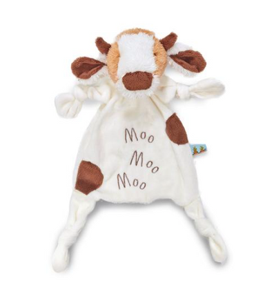 Moo Moo Knotty Friend - Posh Tots Children's Boutique