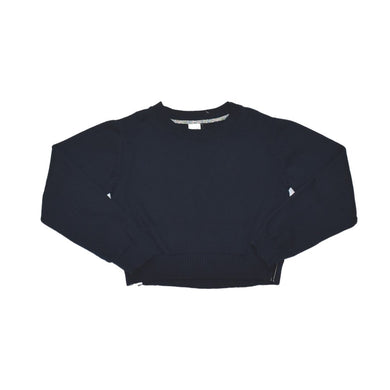 Stella Sweater - Navy - Posh Tots Children's Boutique