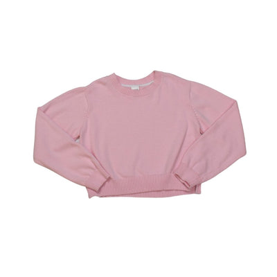 Stella Sweater - Light Pink - Posh Tots Children's Boutique
