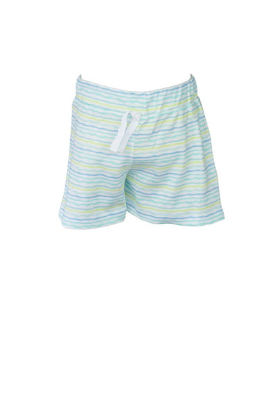 Striped Boy Shorts - Posh Tots Children's Boutique