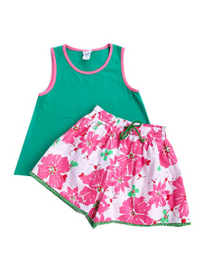 Sydney Short Set - Posh Tots Children's Boutique