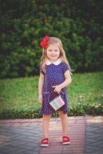 Load image into Gallery viewer, Archer Apple Dress - Posh Tots Children's Boutique