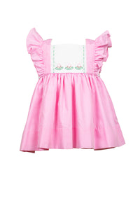 Wendy Watermelon Dress - Posh Tots Children's Boutique