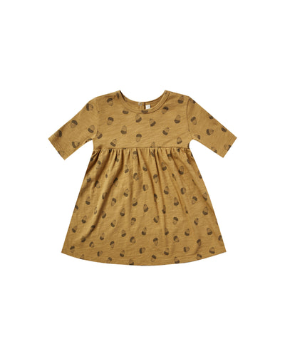 Acorn Finn Dress - Posh Tots Children's Boutique
