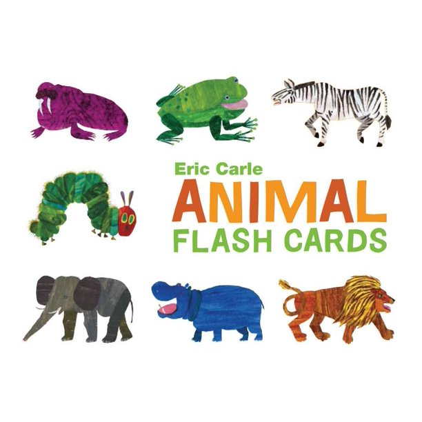 Animal Flash Cards - Posh Tots Children's Boutique