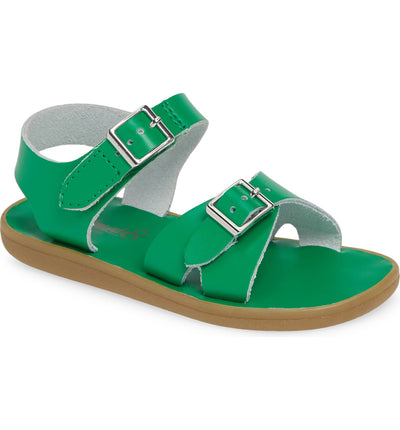 Tide Waterproof Sandal - Kelly Green - Posh Tots Children's Boutique